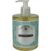 Ocean Scent L'Epi de Provence Liquid Soap Pump Dispenser, 16.9 Fluid Ounce