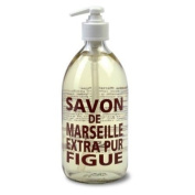 La Compagnie De Provence Marseilles French Liquid Fig Soap 500ml From France