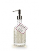 Caldrea Rosewater Driftwood Liquid Soap in Glass Bottle