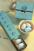 Gianna Rose Atelier 6 Robin's Egg Soaps in Slider Box - Made in U.S.A