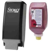 Stoko 99027568 Cherry Hand Cleaner, Trial Pack