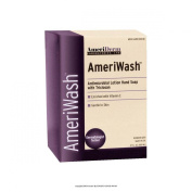 AmeriWash Antimicrobial Lotion Soap with Triclosan, Antimicrobial Soap 800 ml R,