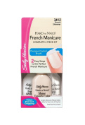 Sally Hansen Hard As Nails French Manicure, French Shimmer, 15ml, 2 Ea
