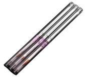 Nail Art Acrylic Tips Brush Pen No.2 No.4 No.8 Set