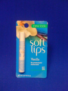 Softlips Vanilla Lip Protectant/Sunscreen SPF 20, 0ml