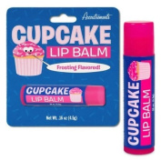 Cupcake Lip Balm Frosting Dessert Flavoured Scented Novelty Gift