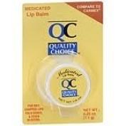 Quality Choice LIP BALM MEDICATED 5ml