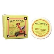 Body America Organics Lip Butter Vermont Va Va Voom Green Apple, Maple and Blueberry 8.5g