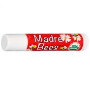 Madre Bees Organic Pomegranate Lip Balm, 5ml