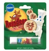 Pillsbury Christmas Reindeer Sugar Cookie Flavoured Lip Balm!
