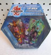 Bakugan Battle Brawlers Lip Balm 3 Pack