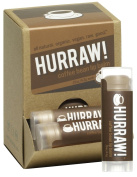 Hurraw! Balm, Lip Balm, Coffee Bean, 5ml