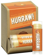 Hurraw! Balm, Lip Balm, Orange, 5ml