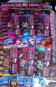 Monster High Lip Balm 6 Pack Set Freaky Flavour to Go