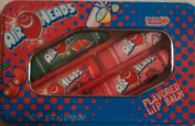 Lotta Luv Gift Set of 4 Air Heads Flavoured Lip Balm