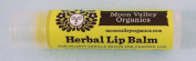 Moon Valley Organic Herbal Lip Balm with Lemon & Vanilla