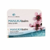 ManukaMed, MANUKABalm, Honey Lip Balm, 1/90ml