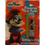 The Smurfs Flavoured Lip Balm - Strawberry