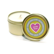 Earth Love Travel Candle