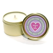 Peace & Love Travel Candle