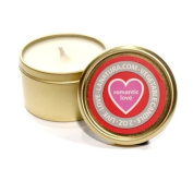 Romantic Love Travel Candle