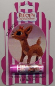 """RUDOLPH THE RED-NOSED REINDEER"" LIP BALM LIMITED EDITION ""CLARICE'S BERRY BUBBLE GUM'"