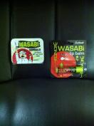 Wasabi Gumballs & Wasabi Lip Balm- Combo Gift Pack