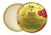 Figs & Rouge 100% Natural Wild Cherry Balm