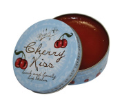 Rose And Co Cherry Kiss Lip Balm Lush & Lovely Balm With A Hint Of Cherry 20g