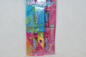 Candy Party Pack Flavoured Lip Balms