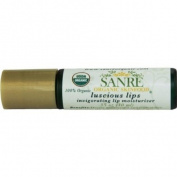 SanRe Organic Skinfood - Luscious Lips - 100% USDA Organic Invigorating Lip Moisturiser