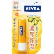 NIVEA LipCare Moisturizng & UV Protection SPF20 PA++ 3.9g