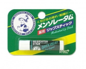 Rohto MENTHOLATUM LipCare Medicated Lip Cream 4.5g