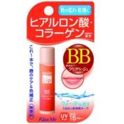 KISS ME Lip Cream Moist Lip BB SPF15 PA++ Clear Beige 4.5g