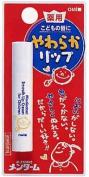 OMI Corp MENTURM Smooth Lip Cream 3.6g for Kids