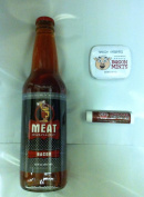 Meat Maniac Bacon Flavoured Soda, Bacon Mints & Bacon Lip Balm- Triple Sampler Gift Pack