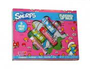 The Smurfs Flavoured Lip Balm Set