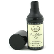 The Art Of Shaving Pre Shave Oil - Unscented (Travel Size, Pump, For Sensitive Skin) - 30ml/1oz