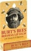 Burts Bees Beeswax Lip Balm, 5ml
