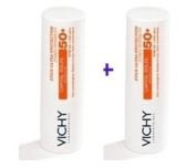 2 Vichy Capital Soleil Extreme Sun Block Stick for Over-exposed Zones or Sensitive Areas SPF 50+ / UVA 16