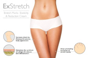 3D Ex Stretch, Pregnancy Stretch Marks Prevention & Reduction Cream, Clinically Approved. During & After Pregnancy or Diet