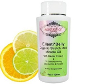 Ellasti*Belly Organic Stretch Mark Miracle Oil, 120 ml