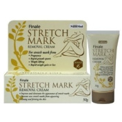 Finale Stretch Mark Removal Cream Reduces ridges and discoloration 50g