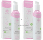 Mustela Post Partum Body Restructuring Gel Pack of Two