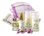 Garden of Eve Special Offer Kit - Expectantly Lovely (Pregnancy) system (Certified Organic Ingredients) - Full sizes
