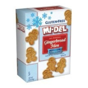 Gingerbread Man Gluten Free by MI-DEL 180ml Box