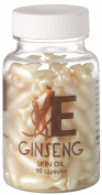 Ginseng Skin Oil Capsules by EasyComforts