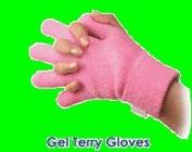 GeLuscious Moisturising Gel Gloves - Pink