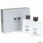 Korean Cosmetics_VOV for Men Intensive Skin Care 2pc Set