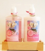 Zen Body Collection Cherry Blossom Hand Care Set